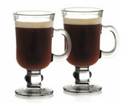 MW Bar Irish Coffee set of 2 250ml GB