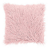 Tesco  Mongolian Pink Cushion