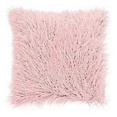 Tesco  Mongolian Pink Cushion