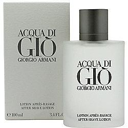 Giorgio Armani Acqua Di Gio Aftershave Splash 100ml For Men