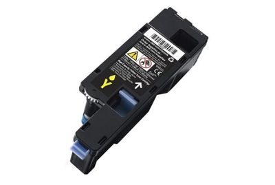 Dell V53F6 Standard Capacity (Yield 1,000 Pages) Yellow Toner Cartridge for Dell C1660w Colour Printer