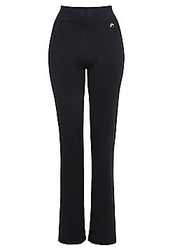 F&F Active Tall Bootcut Leggings - Black