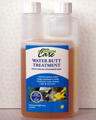 Biotal water butt treatment - rain water treatment
