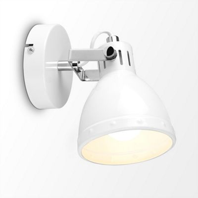 Partishead Adjustable Wall Spotlight