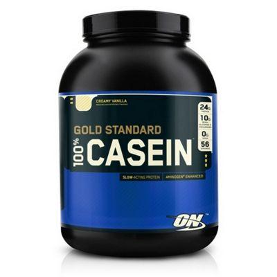Optimum Nutrition 100% Casein Protein 1.8kg - Vanilla