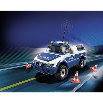 Playmobil - RC 40th Anniversary Police Truck with Camera Set 5528