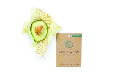 Bee's Wrap Reusable Sustainable Food Storage, Set of 3 Small 17 x 20cm 1537083