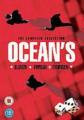 Ocean'S Eleven/Ocean'S Twelve/Ocean'S Thirteen - The Complete Collection (DVD Boxset)