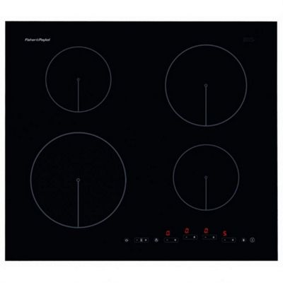 Fisher & Paykel CI604DTB1 | Premium 60cm Frameless 4 Zone Induction Hob 80938