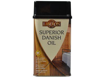 Liberon Superior Danish Oil 500ml