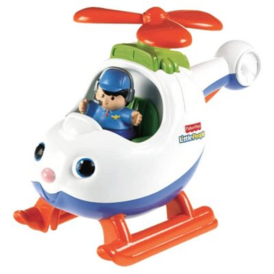 Fisher-Price World of Little People Medium Vehicle