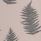 Superfresco Easy Verdant Paste The Wall Leaf Print Taupe Wallpaper