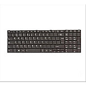 Toshiba H000044120 notebook spare part Keyboard (English)