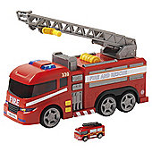 Carousel Rapid Rescue Fire Engine