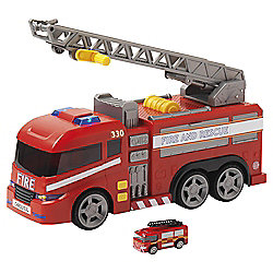 Carousel Rapid Rescue Fire Engine