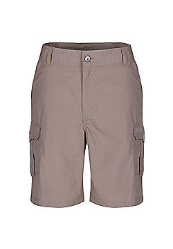 Regatta Mens Delph Shorts - Brown