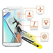 Orzly Glass Screen Protector for Moto G4