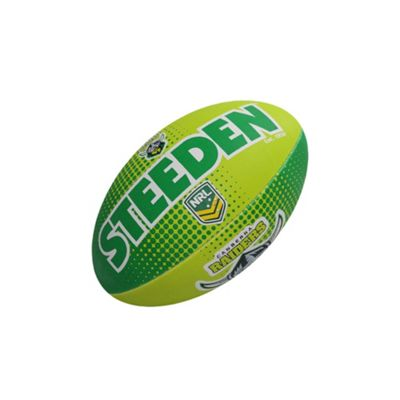 Steeden NRL Canberra Raiders 2018 Supporter Midi Rugby League Ball