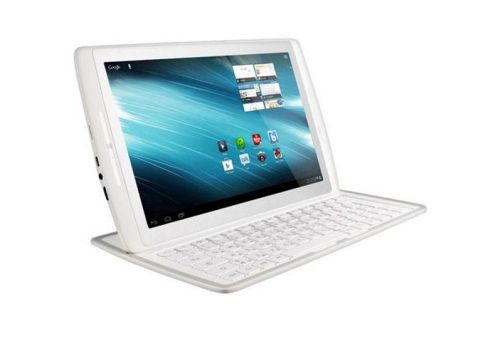 Archos Gen 10 101 XS 10.1 inch Tablet, 16GB, White - Including Keyboard