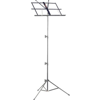 Stagg MUS-A25 BK Collapsible Music Stand