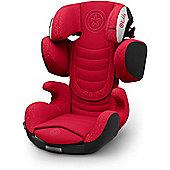 Kiddy Cruiserfix 3 Car Seat (Chili Red)