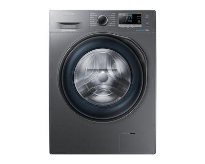 Samsung WW90J6410CX, 9KG Washing Machine, A+++, ecobubble, Graphite