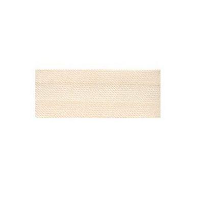 Essential Trimmings Polycotton Bias Binding, 2.5m x 50mm, Linen