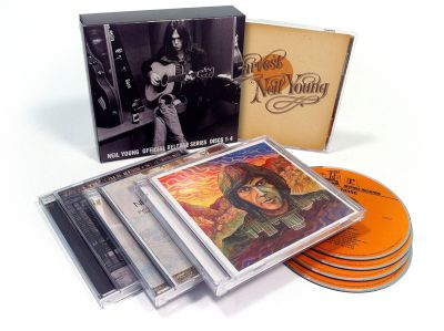 Official Release Series (4CD)