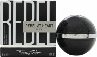 Thomas Sabo Rebel At Heart Eau de Toilette (EDT) 50ml Spray For Men
