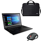 "Lenovo V110-15ISK 80TL000PUK 15.6"" Laptop Intel Core i5-6200U 4GB 500GB With Wireless Mouse & Case"