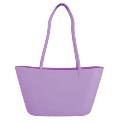 Scrunch Beach Bag (Purple) - Sand and Beach Toys