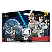Disney Infinity 3.0 Star Wars Rise Against The Empire Play Set Pack