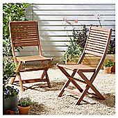 Kingsbury 2 Pack Of Chairs