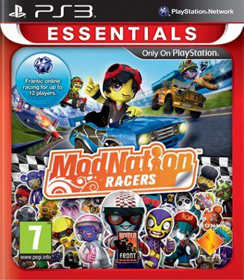 Modnation Racers Essentials
