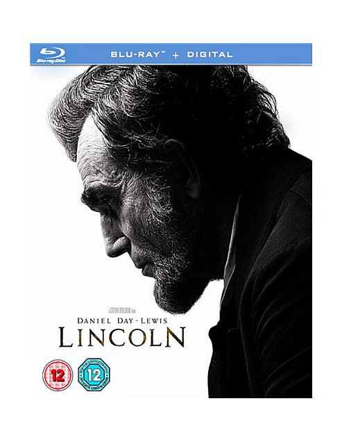Lincoln (Blu-Ray + UV)