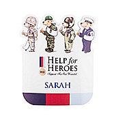 Help for Heroes Bears Personalised Magnet