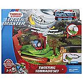 Thomas & Friends Track Master Twisting Tornado play set