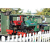 Steam Train Driving Taster Experience in Nottinghamshire