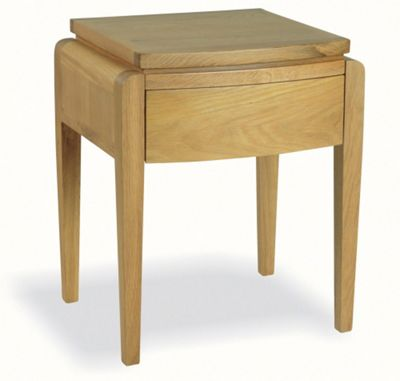 Ultimum Alnwick Oak Lamp Table