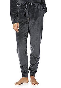 F&F Fleece Lounge Pants - Grey