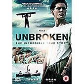 Unbroken DVD