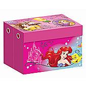 Delta Children Fabric Toy Box Princess