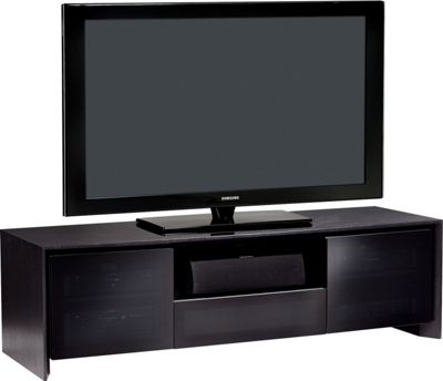 BDI Black Oak TV Stand for up to 70 inch