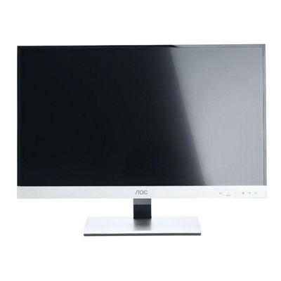 AOC d2357Ph (23 inch) 3D LED Monitor 1000:1 250cd/m2 1920x1080 2ms (Silver)