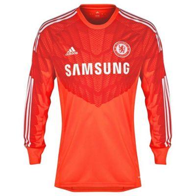 2014-15 Chelsea Adidas Home Goalkeeper Shirt (Kids)