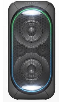 Sony GTK-XB60 High Power Portable Audio System with Bluetooth - Black