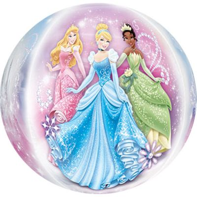 Disney Princess Orbz Balloon - 25 inch Long Lasting