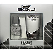 David & Victoria Beckham Beyond Forever Gift Set 40ml EDT + 200ml Shower Gel For Men