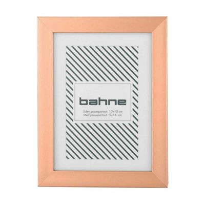 Buy Bahne Copper 13 x 18 cm Photo Frame Actual Outer Frame Dims: 21 ...