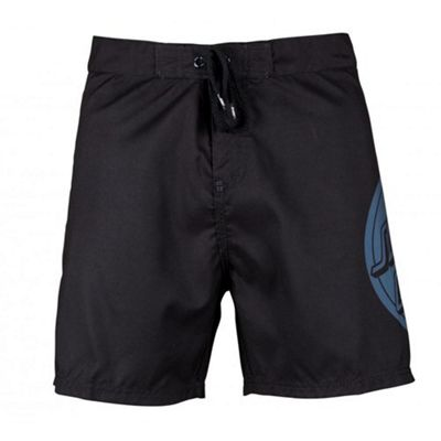 Santa Cruz Reverse Dot Boardshorts - Black